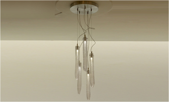 Vortex LED Pendant Light